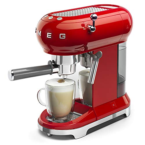 Smeg ECF01 Espresso Coffee Machine