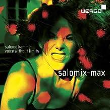 Salomix-Max - In Memoriam Cathy Berberian by Salome Kammer (2008-10-14)