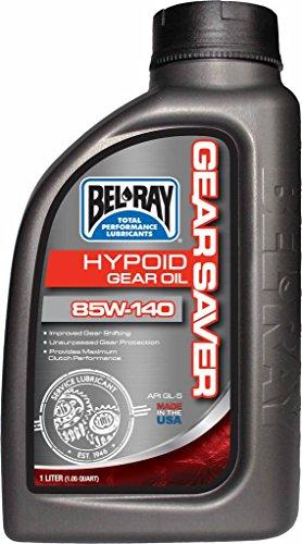 Botella 1 L Aceite Bel-Ray Caja de cambio Gear Saver Hypoid 85W-140