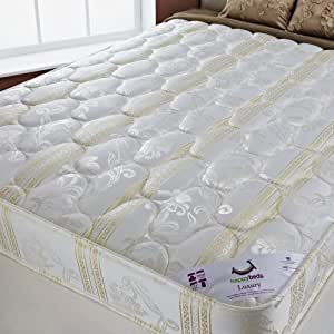 luxury 4ft small double size mattress. Black Bedroom Furniture Sets. Home Design Ideas