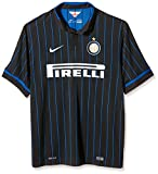 Nike 2014–2015 Inter Milan Home Football Shirt Größe L black - Black/royal Blue/football White