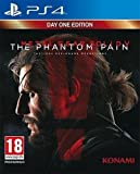 Metal Gear Solid V: The Phantom Pain (Day One AT-PEGI Edition)(PS4)
