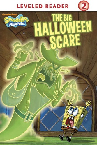 The Big Halloween Scare (SpongeBob SquarePants) (English Edition)