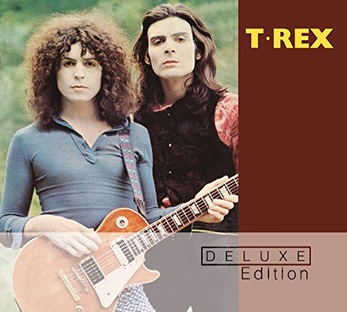 T.Rex: T.Rex (2 CD Deluxe) (Audio CD)