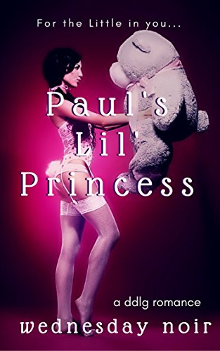 Paul's Lil' Princess (The Little in you Book 3) (English Edition)
