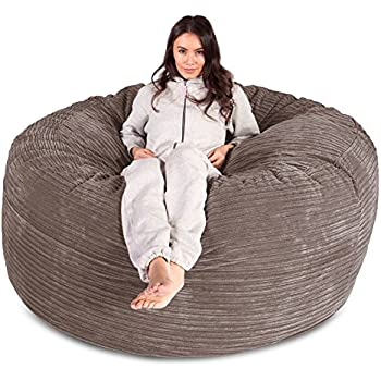 lounge pug canap pouf g ant c1000 l cloudsac memoire de forme gros pouf sofa c tel vison. Black Bedroom Furniture Sets. Home Design Ideas