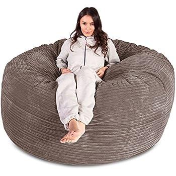 lounge pug canap pouf g ant c1000 l cloudsac memoire de forme gros pouf sofa c tel vison. Black Bedroom Furniture Sets. Home Design Ideas