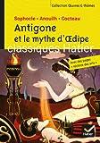 Antigone et le mythe d'Œdipe