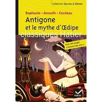 Antigone et le mythe d'Oedipe