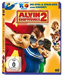 Alvin und die Chipmunks 2 (+ Rio Activity Disc) [Blu-ray]