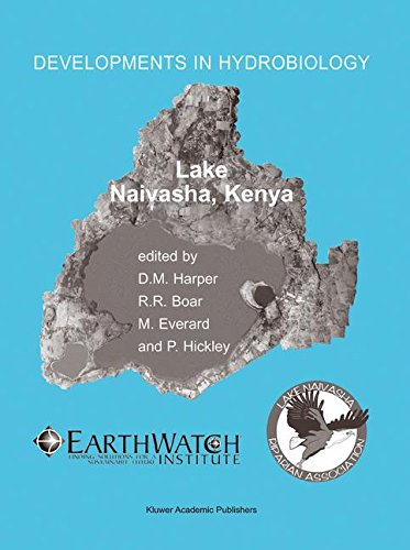"Lake Naivasha, Kenya: Papers submitted by participants at the conference ""Science and the Sustainable Management of Shallow Tropical Waters"" held at ... on the lake (Developments in Hydrobiology)"