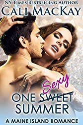 One Sweet Summer: One Sexy Summer (A Maine Island Romance Book 1) (English Edition)