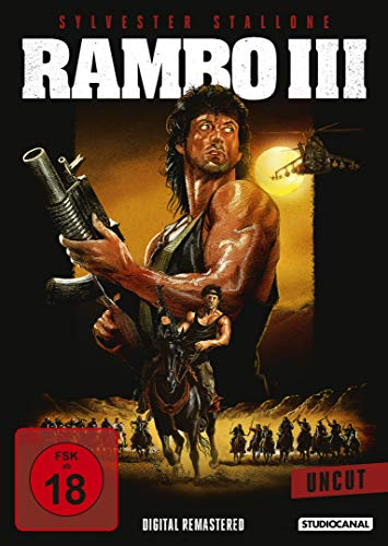 Rambo III / Uncut / Digital Remastered