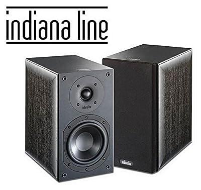 Indiana Line Nota 250 Nero Coppia diffusori da scaffale ai migliori prezzi su Polaris Audio Hi Fi