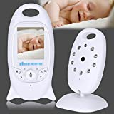 Babyphone Digital Audio Video Baby Monitor Baby Phone 2.4 GHz