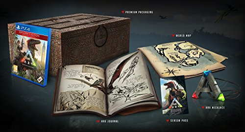 ARK: Survival Evolved Limited Collectors Edition (PS4)