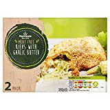 Morrisons Meat Free Kievs with Garlic Butter, 246g (Frozen)