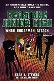 When Endermen Attack: Redstone Junior High #4 (English Edition)