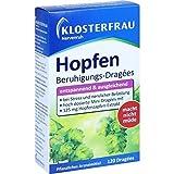 Klosterfrau Nervenruh Hopfen Beruhigungs-Dragees, 120 St. überzogene Tabletten