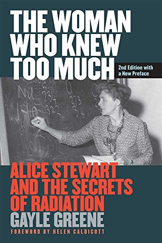 The Woman Who Knew Too Much -