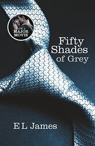 Fifty Shades of Grey Cover Image