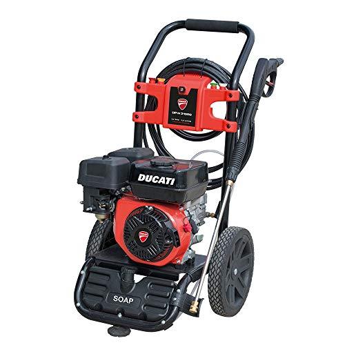 Hidrolimpiadora gasolina Ducati DPW 3100GT 213 Bar 208cc 7hp