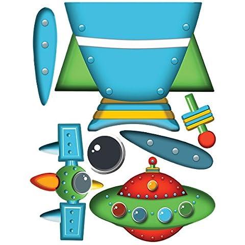 Rocket Ship - Wallies Rocket