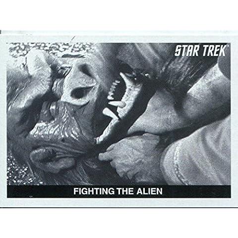 Star Trek TOS per il 40° anniversario di inseguimento 1967-Carta#88