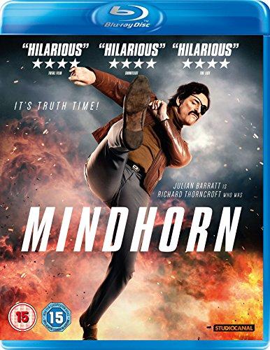 Mindhorn [Reino Unido] [Blu-ray]