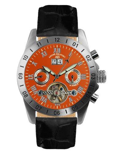 André Belfort Men's Galactique Watch 410017 Black