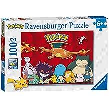 Ravensburger Italy 10934 Puzzle Pokemon, 100 Pezzi