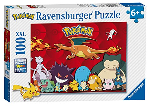 Download eBooks For Android Ravensburger Pokemon XXL 100pc Jigsaw Puzzle
