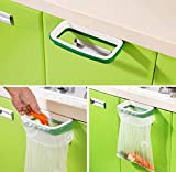 Ularma porte-sac à ordures suspendus cuisine armoire armoire hayon Stand stockage ordures sacs Rack ordures sac stockage Rack