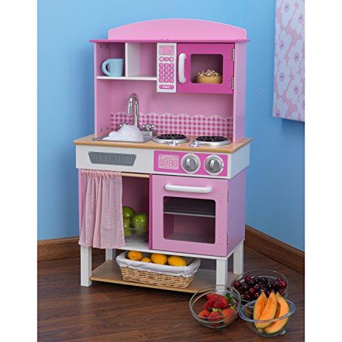 Infantil Kidkraft De Juguete 53198 Cookin Opiniones Cocina Home 0myPNnw8Ov