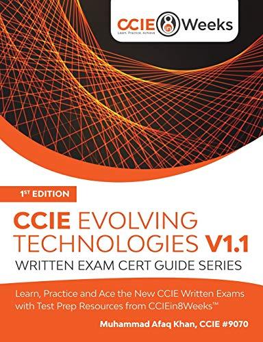 CCIE Evolving Technologies V1.1: Written Exam Cert Guide Series por Muhammad Afaq Khan