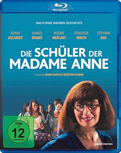 Bild von Die Schüler der Madame Anne [Blu-ray]