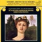 Schubert: String Quartet in Dm No14, D810, D810; Offertorium III in A D676, Op153