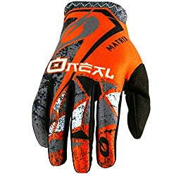O'NEAL MATRIX Glove ZEN orange S/8