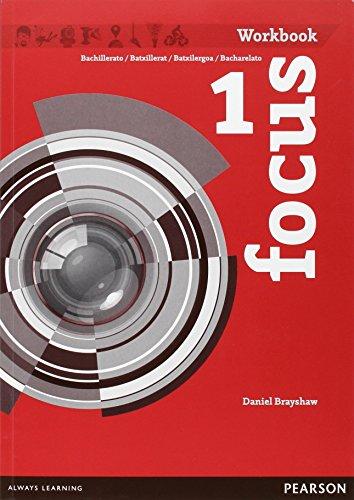 Focus Spain 1. Workbook