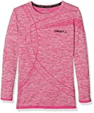 Craft Kinder Active Comfort RN LS Junior, Cross-Country / Running Mixed Kind, B403 Smoothie - rosa - DE :134/140 (Taille Fabricant : 10 ans)