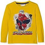 Sun City FR Spiderman, T-Shirt Garçon, (Jaune), 2-3 Ans (Taille Fabricant: 3Y)