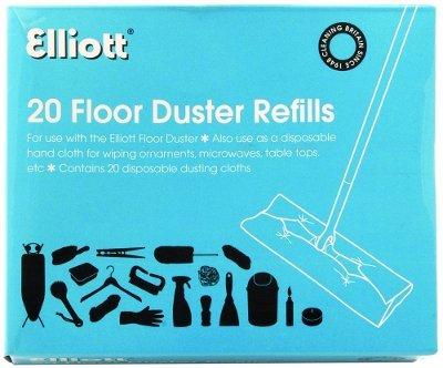 20-x-elliott-dust-magnet-broom-microfibre-cloth-refills