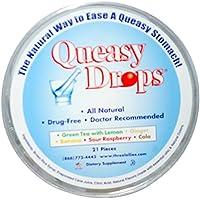Drei Lollies Queasy Drops–Container–21Pack-4Stück preisvergleich bei billige-tabletten.eu