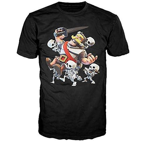 GTSTCHD - T-shirt - Homme - noir - S