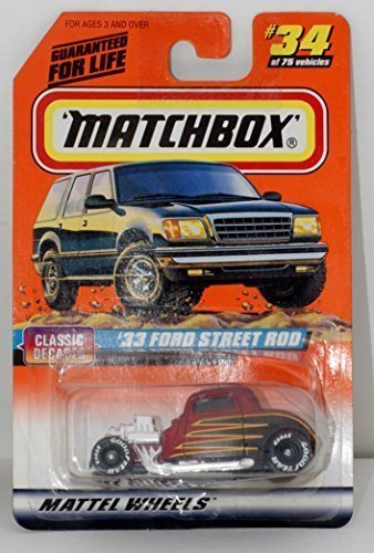 matchbox-1997-series-5-classic-decades-158-33-ford-street-rod-34-164-scale