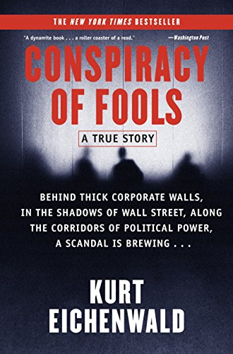 Pdf conspiracy of fools a true story by kurt eichenwald book enron corporation was an american energy commodities and services company based in houston texas it was founded in 1985 as a merger between houston natural fandeluxe Gallery