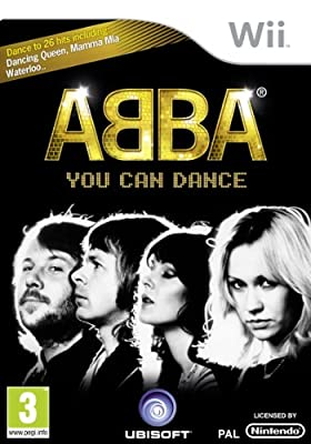 ABBA: You Can Dance (Wii) by Ubisoft
