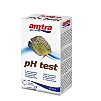 Amtra Ph Test for Aquarium Water Treatments and Test Kits