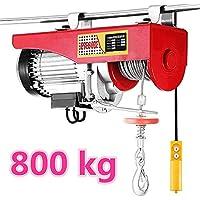 Turefans Polipasto eléctrico, 1450 W, (400 kg / 800 kg)