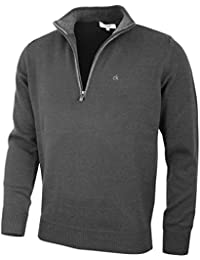 Calvin Klein Golf Mens Cotton Sweater